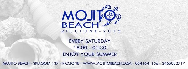 mojito beach riccione 2015