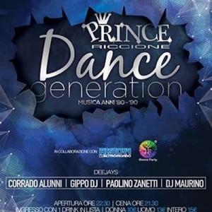 Al Prince Riccione torna Dance Generation