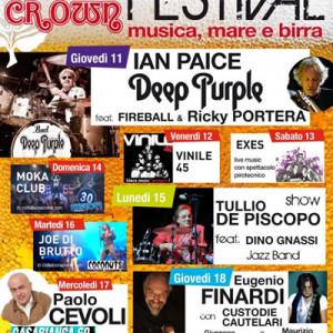 Rimini Summer Festival 2015 apre con i Deep Purple
