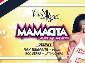 I Roc Stars alla nuova serata Mamacita della Villa delle Rose