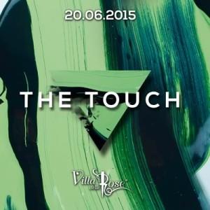 Dj Kool Dek alla serata Touch della Villa delle Rose