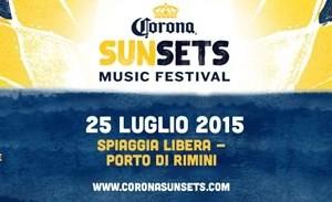 Corona Sunset 2015 Rimini