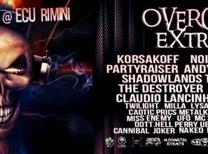 Overgate Extreme all'Ecu Rimini