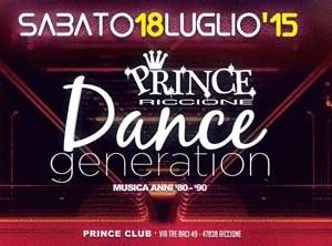 In pista con Dance Generation al Prince Riccione