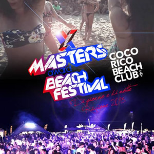X Masters Music Festival protagonista della spiaggia Marano con XMA Nights
