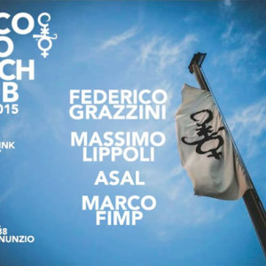 Quelli del Titilla al Cocorico Beach Club
