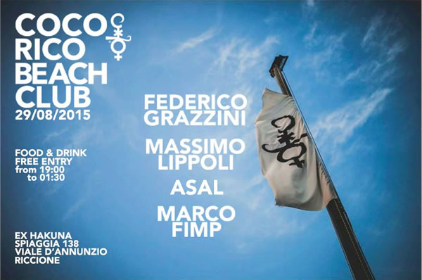 cocorico Beach 2015