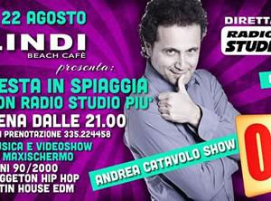 Radio Studio Più in diretta dal Malindi Cattolica
