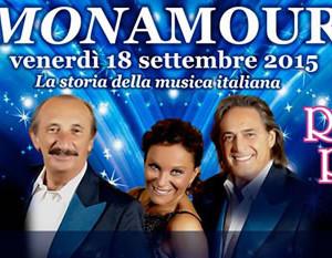 Ricchi e Poveri in concerto alla discoteca Monamour di Rimini