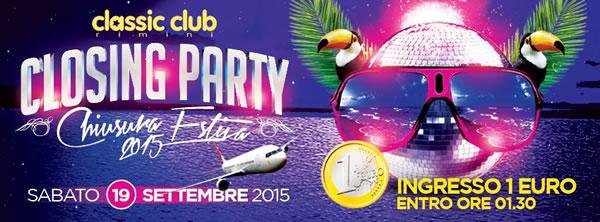 classic club rimini 2015