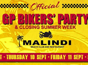 Gp Bikers Party al Malindi Cattolica