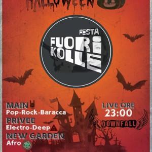 Fuori Kolle presenta Halloween 2015 con i Downfall