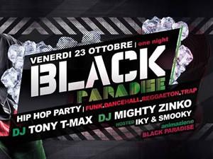 Black Paradise all'Io Club