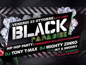 Black Paradise all'Io Club