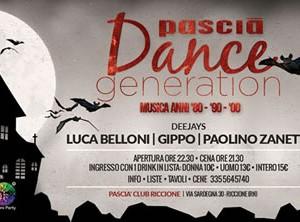 Pascià Riccione ti aspetta ad Halloween per Dance Generation