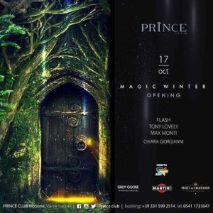 Arriva il Magic Winter del Prince Riccione