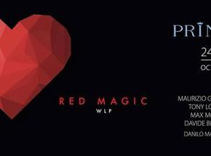 Red Magic al Prince Riccione
