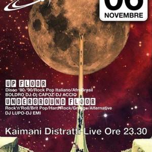 Kaimani Distratti in live al Satellite Rimini