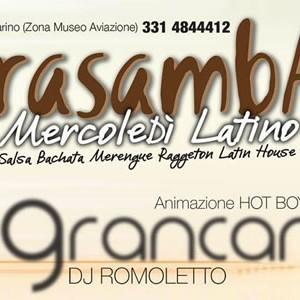 Mercoledì latino al Terrasamba