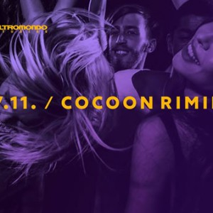 Il party del Cocoon torna protagonista al venerdì dell'Altromondo Studios