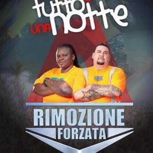 I protagonisti di RIMOZIONE FORZATA all'Altromondo Studios