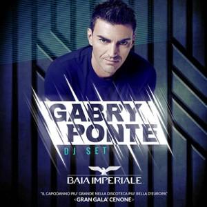 Capodanno Baia Imperiale 2016 con Gabry Ponte