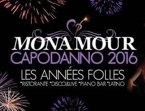 Capodanno 2016 Monamour Rimini con le années folles