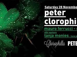 Ricaricati di musica con la notte Clorophilla del Peter Pan