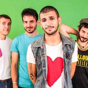 Gli Espana Circo Este in live sul palco del Bradipop Rimini