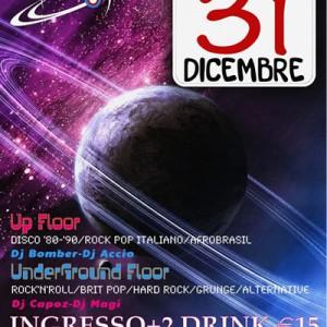 Capodanno Space Invaders al Satellite Rimini