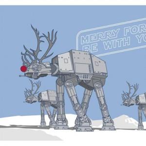 Festa di Natale alla Star Wars al Satellite Rimini