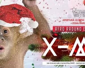 Afro Raduno di Natale al Tre Stelle