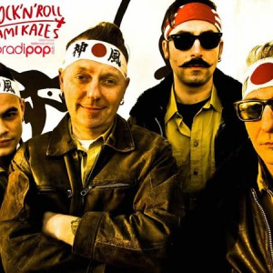 I Rock n roll kamikazes si faranno saltare in aria al Bradipop Rimini