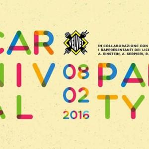 Carnival Party al Velvet Rimini