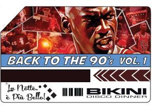 Bikini Cattolica presenta: Back to the 90's