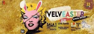 Velveaster Shool Edition al Velvet Club Rimini