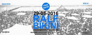 Sulla spiaggia del BIKINI dalle 12 alle 00 con Ralf