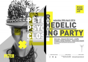 Peter Pan presenta Music Inside Festival After Party