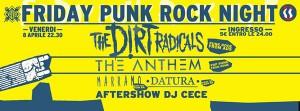 Friday Punk Rock Night al Velvet Rimini