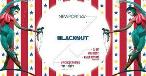 Il Newport Rimini ti aspetta venerdì con Blackout