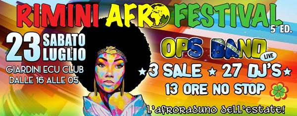 afro festival 2016