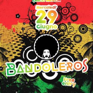 Bobo Riccione presenta il mercoledì Bandoleros
