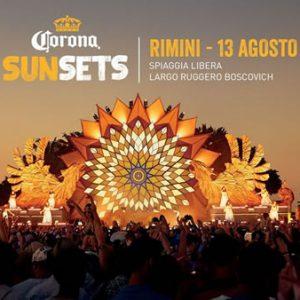corona sunset 2016