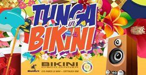 TUNGA in Bikini!