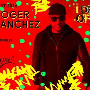 L'estate continua alla Villa delle Rose con Roger Sanchez
