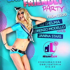 Bikini Cattolica presenta Saturday friendly Party