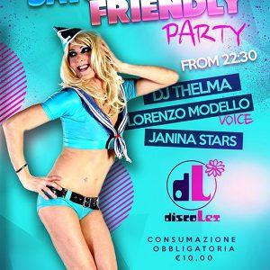 Bikini Cattolica presenta Saturday friendly Party