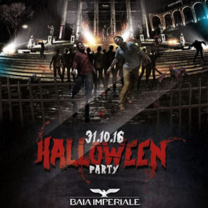 Baia Imperiale Halloween Party