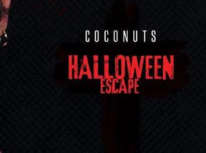Festa Halloween Escape al Coconuts di Rimini