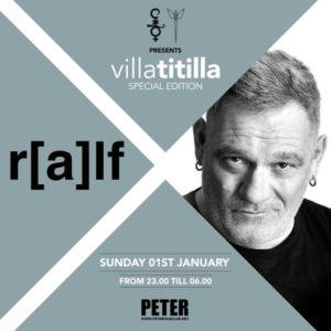 Peter Pan presenta il primo Villa Titilla del 2017 con Ralf